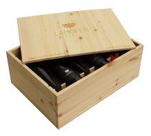 Dárková bedna s vínem 12 vín Vinařství Lahofer