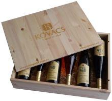 Dárková bedna s vínem 6 vín Vinařství Kovacs