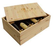 Dárková bedna s vínem 12 vín Vinařství Kovacs
