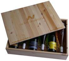 Dárková bedna s vínem 6 vín Nové Vinařství