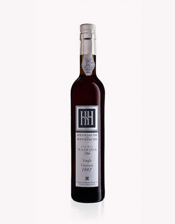 20 let staré víno Madeira 1997 Single Harvest 0,75 l