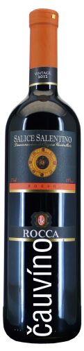 Negroamaro Salice Salentino 2013 Angelo Rocca DOC 0,75 l Itálie suché