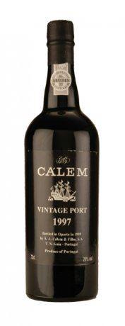 20 let staré portské víno 1997 Cálem Vintage 0,75 l