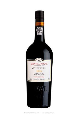 31 let staré portské víno 1986 Quinta do Noval Colheita 0,75l