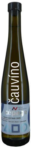 Rulandské šedé Nové Vinařství 2015 výběr z bobulí Cepagé 0,375l sladké NV 176