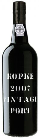 10 let staré portské víno 2007 Kopke Vintage 0,75 L