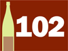 102 vín Super cena