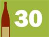 30 vín Skvělá cena