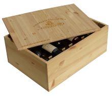 Dárková bedna s vínem 12 vín Vinofol Novosedly